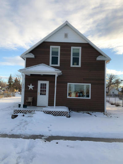 Judith Basin County Single Family Home For Sale: 204 Central Ave