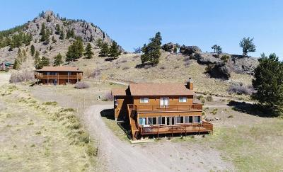Cascade Single Family Home For Sale: 31 & 35 Scenic Valley Lane