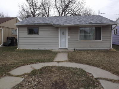 Fort Benton Single Family Home For Sale: 1213 12th St
