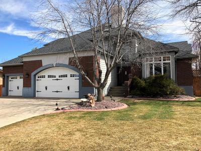 Great Falls Single Family Home For Sale: 3401 Coyote Ln