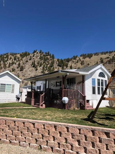 Single Family Home For Sale: 1412 Beartooth Bay Rd