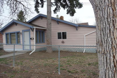 Great Falls Single Family Home For Sale: 10 19 St S