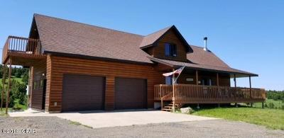 Monarch Single Family Home For Sale: 125 Logging Creek Road