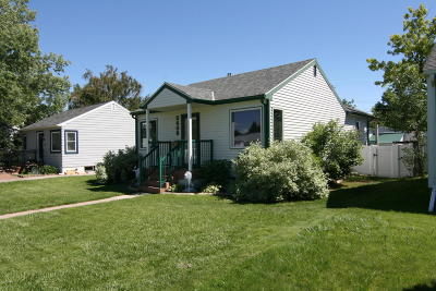 Great Falls Single Family Home For Sale: 3408 S 1st Ave S
