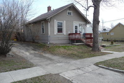 Great Falls Single Family Home For Sale: 305 10th St S