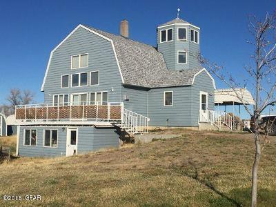 Great Falls Single Family Home For Sale: 182 Sun Prairie Rd