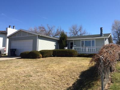Great Falls Single Family Home For Sale: 4220 Clark Ave