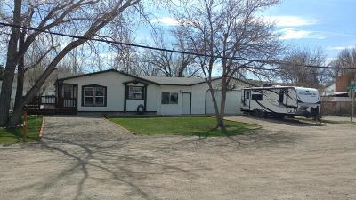 Great Falls Single Family Home For Sale: 2426 Cental Ave W