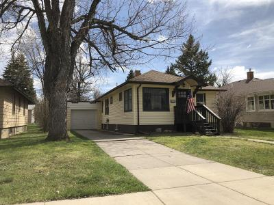 Great Falls Single Family Home For Sale: 3116 2nd Ave N