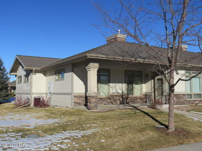 Great Falls Condo/Townhouse For Sale: 707 Adobe Dr