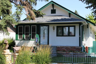 Great Falls Single Family Home For Sale: 3305 6th Ave N