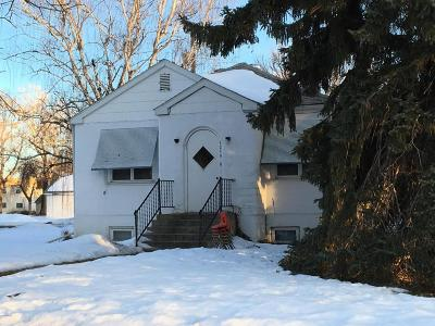 Fort Benton Single Family Home For Sale: 1215 Franklin St