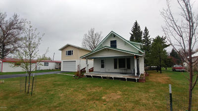 Choteau Single Family Home For Sale: 24 6th Ave NE
