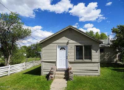 Single Family Home For Sale: 258 Montana Ave