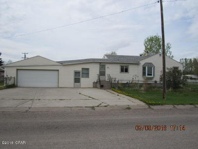 Great Falls Single Family Home For Sale: 1200 6th Ave NW