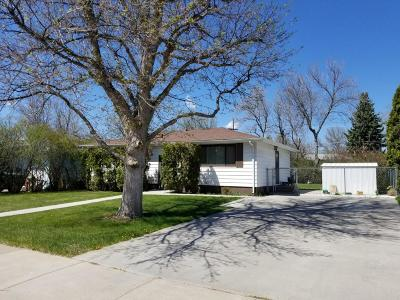 Great Falls  Single Family Home For Sale: 617 27th Ave NE
