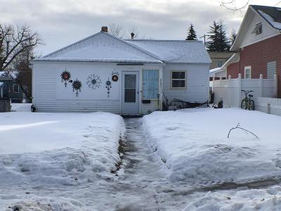 Conrad Single Family Home For Sale: 209 S Delaware St