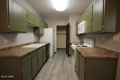 Cascade County, Lewis And Clark County, Teton County Condo/Townhouse For Sale: 1921 14th Ave S #1