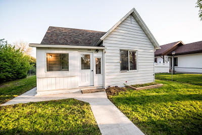 Great Falls Single Family Home For Sale: 2218 6th Ave N