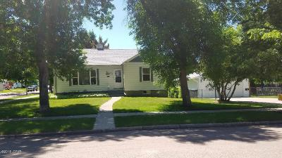 Great Falls Single Family Home For Sale: 2126 1st Ave S