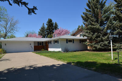 Great Falls Single Family Home For Sale: 2713 Bonita Dr