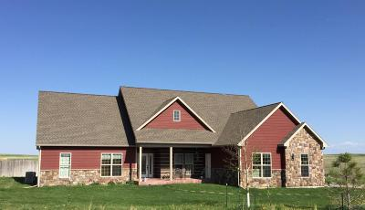 Cascade County, Lewis & Clark County, Lewis And Clark County, Teton County Single Family Home For Sale: 183 Dracut Hill Rd