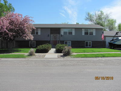 Great Falls Single Family Home For Sale: 3309 Antelope Ln