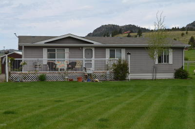 Cascade Single Family Home For Sale: 17 River Dr