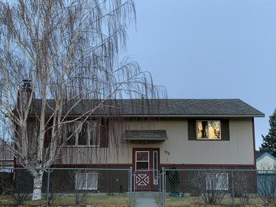 Cut Bank Single Family Home For Sale: 122 5th Ave SE