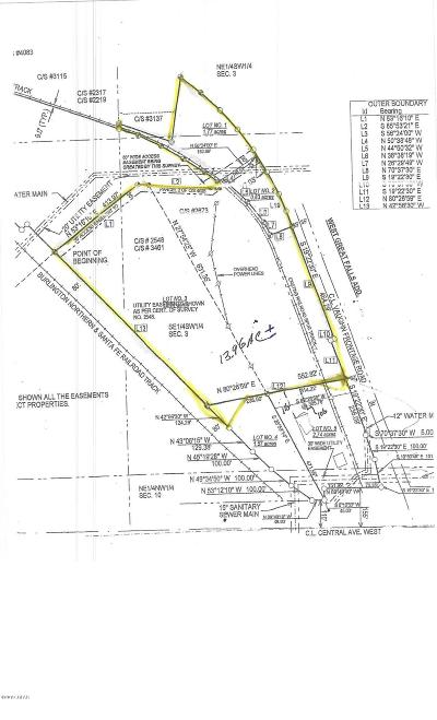 Great Falls, Black Eagle, Belt, Ulm Residential Lots & Land For Sale: 112 Vaughn Rd