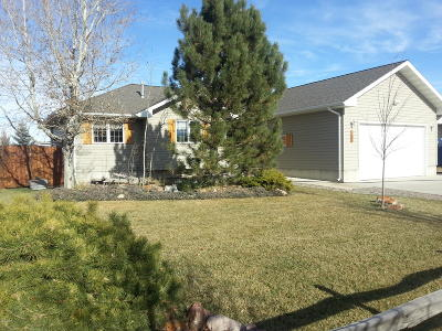 Great Falls Single Family Home For Sale: 401 36th Ave NE
