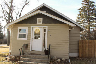 Choteau Single Family Home For Sale: 302 1st Ave SW