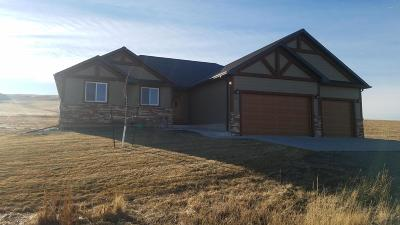 Great Falls, Black Eagle, Belt, Ulm Single Family Home For Sale: 58 Butch Cassidy Loop