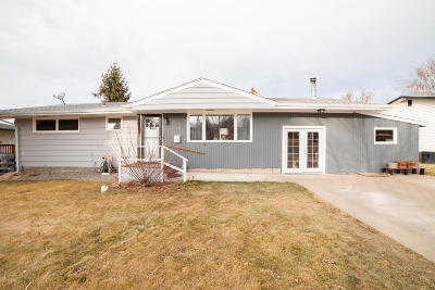 Single Family Home For Sale: 4607 7 Ave S