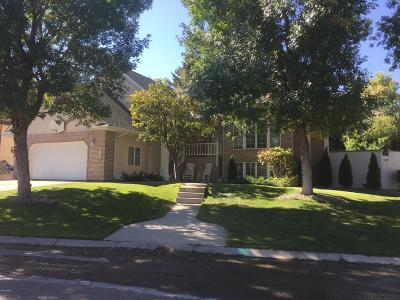 Great Falls Single Family Home For Sale: 2708 Evergreen Dr
