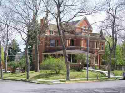 Helena Single Family Home For Sale: 725 Madison