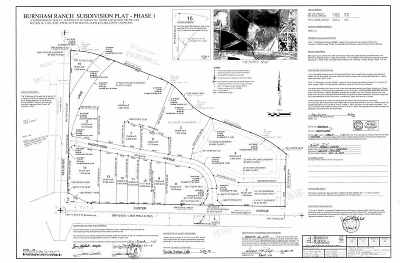 Residential Lots & Land For Sale: Lots 1-3, 5 Burnham Ranch Subdivision