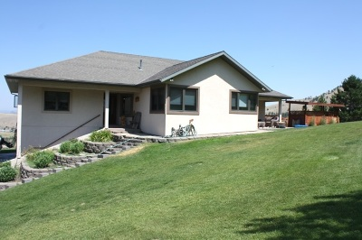 Helena Single Family Home For Sale: 4965 West Highway 12