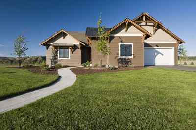 Helena Single Family Home For Sale: 5593 Fireweed Loop