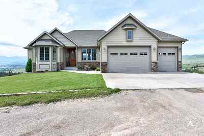 Helena Single Family Home For Sale: 5880 Sharptail Drive