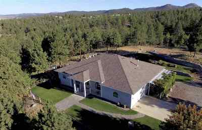Helena Single Family Home Under Contract Taking Back-Up : 6260 North North Slope Road