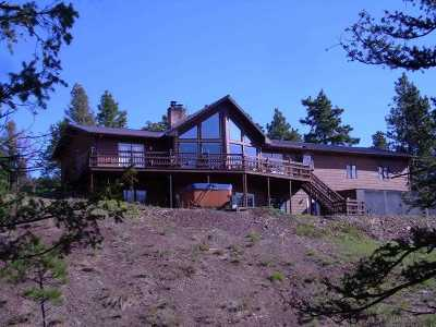Wolf Creek Single Family Home For Sale: 2025 North Lyons Creek Road