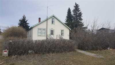 White Sulphur Springs Single Family Home For Sale: 501 East Larime