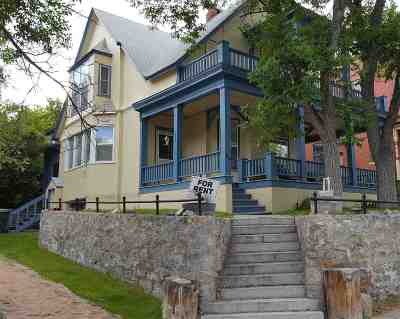 Cascade County, Lewis And Clark County, Teton County Multi Family Home For Sale: 400 Harrison Ave. Avenue
