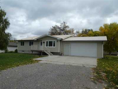 Fort Benton Single Family Home For Sale: 801 Washington Street