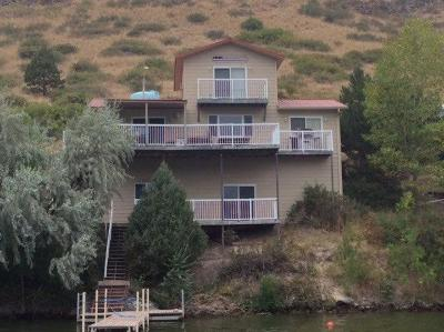 Wolf Creek  Single Family Home For Sale: 2940 Holter Lake Shore