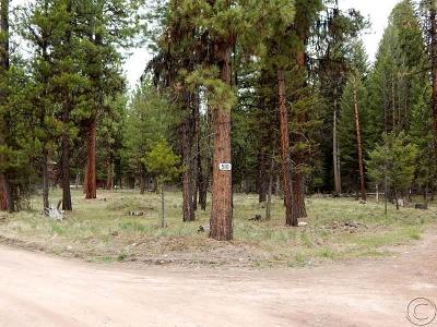 Seeley Lake MT Residential Lots & Land For Sale: $69,900