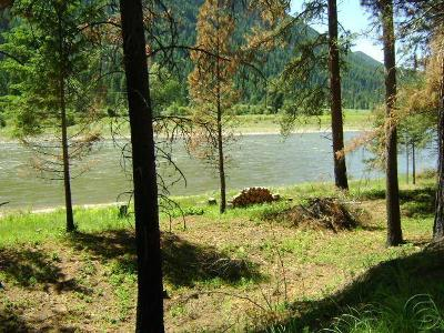 Alberton, Saint Regis, Huson, Heron, Noxon, Paradise, Superior, Thompson Falls, Trout Creek Residential Lots & Land For Sale: Lot 4 Quarter Circle Cross