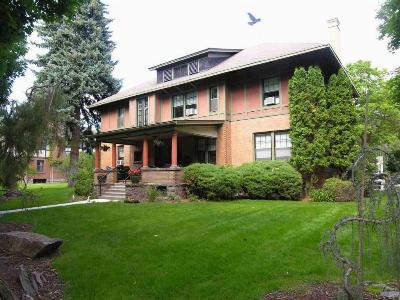Missoula Single Family Home For Sale: 1330 Gerald Avenue
