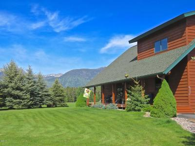 Bigfork Single Family Home For Sale: 358 Ferndale Drive
